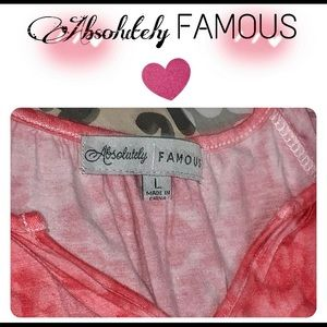 """Beautiful """"Absolutely FAMOUS"""" Blouse"""